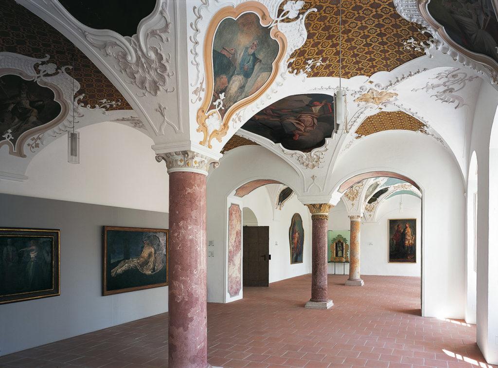 Altes Schloß, Bibliothek